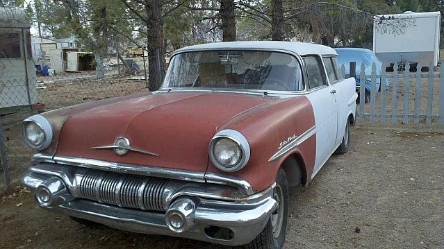 1957 Pontiac Safari for sale