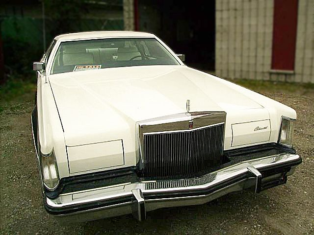 1979 Lincoln Continental for sale
