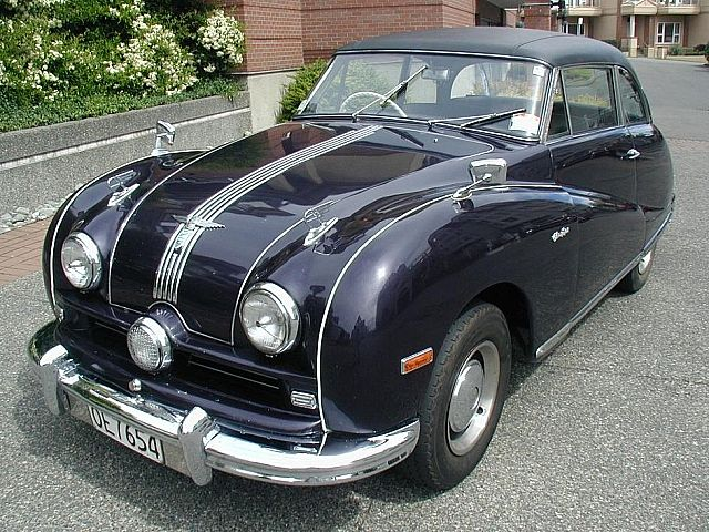 1949 Austin Atlantic for sale