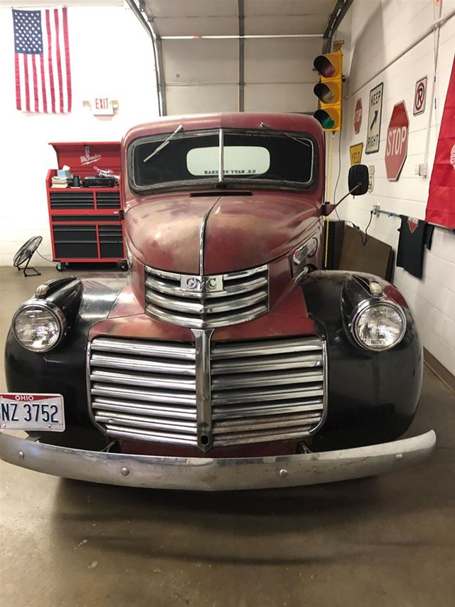 1941 GMC 100 for sale