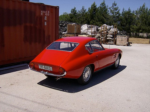 1965 Fiat Ghia for sale