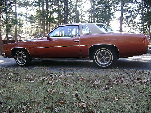 1975 Pontiac Grand Prix for sale