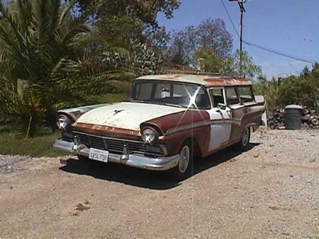 1957 Ford Station Wagon for sale