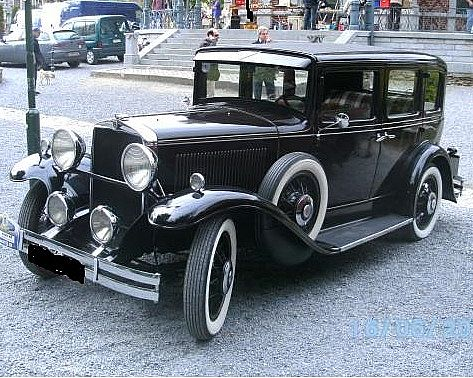 1931 Hupmobile DeLuxe for sale