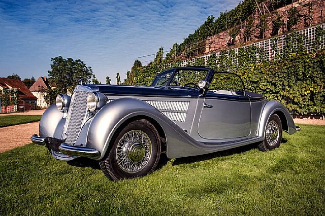 1939 Mercedes Horch for sale