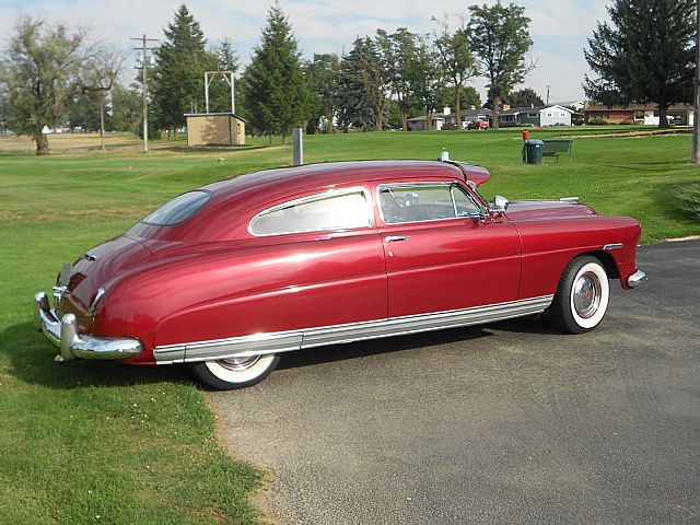 1949 Hudson Brougham for sale