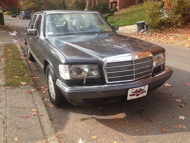 1991 mercedes 560sel for sale queens new york for 1991 mercedes benz 560sel for sale