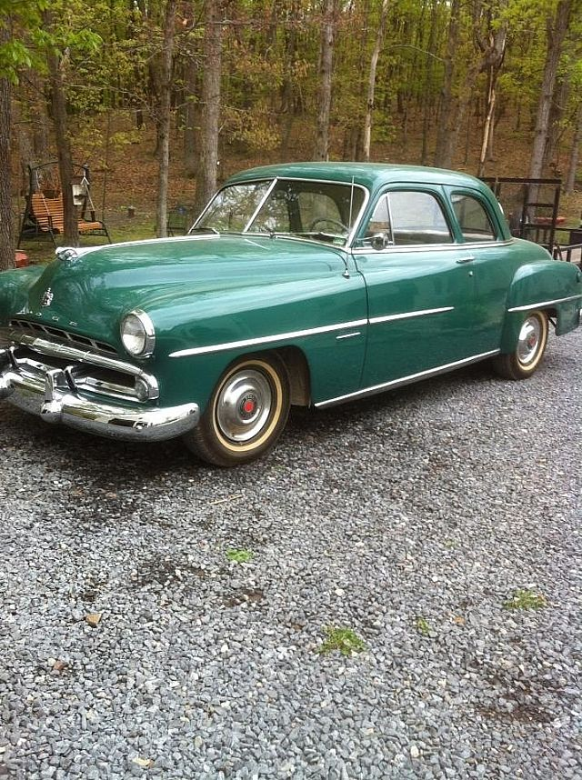 1951 Dodge Coronet for sale