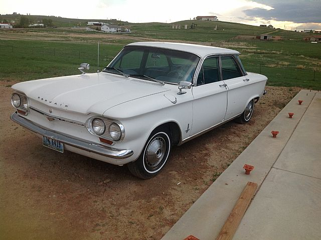 1964 Chevrolet Corvair for sale