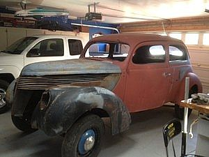 1938 Ford 81A for sale