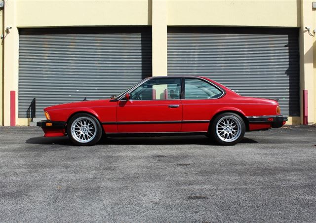 1987 BMW M6 for sale