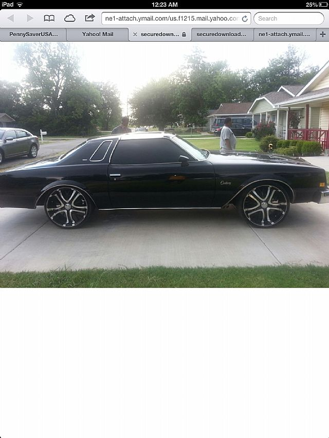 1976 Buick Century for sale