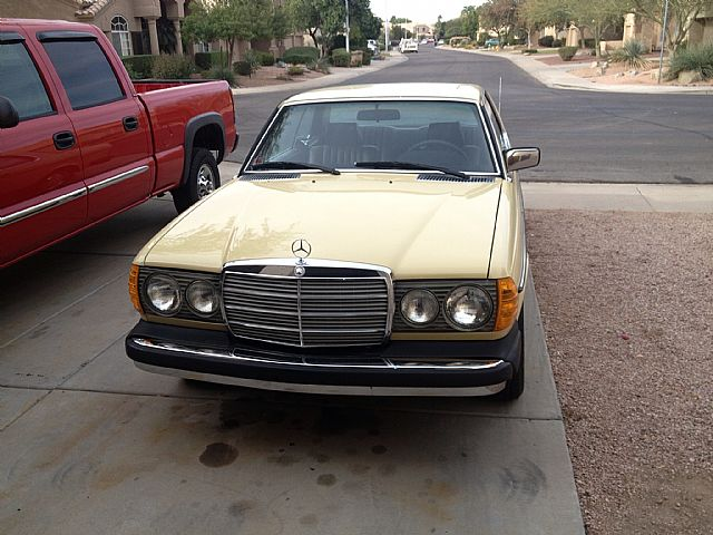 1979 Mercedes 280CE for sale