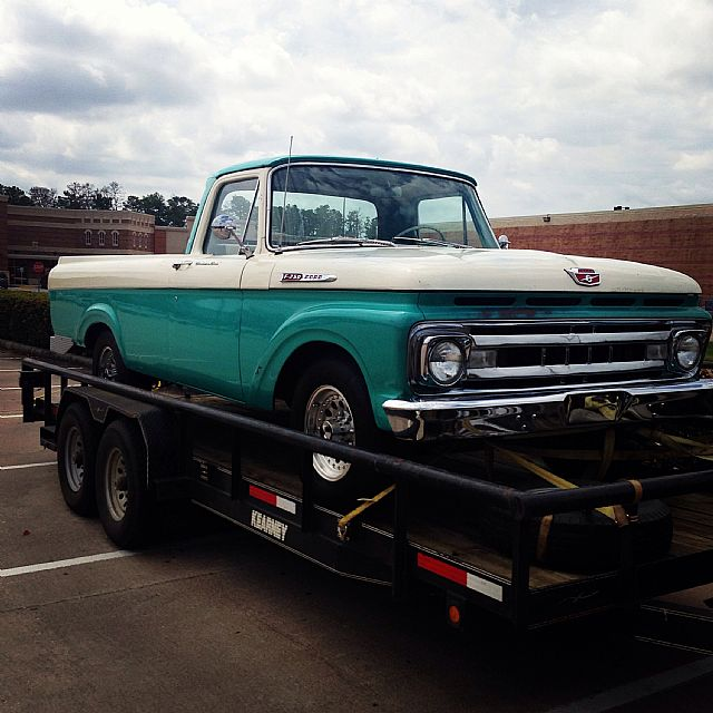 1961 Ford F250 for sale