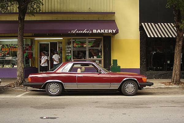 1979 Mercedes 450SLC for sale