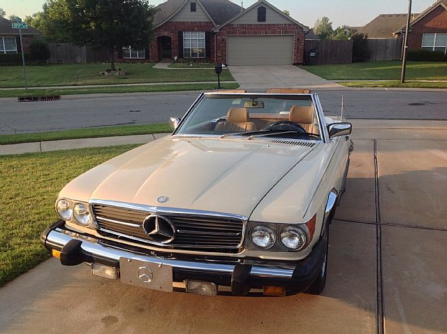 1986 Mercedes Sl560 for sale
