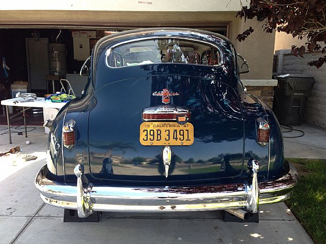 1947 Chrysler New Yorker for sale