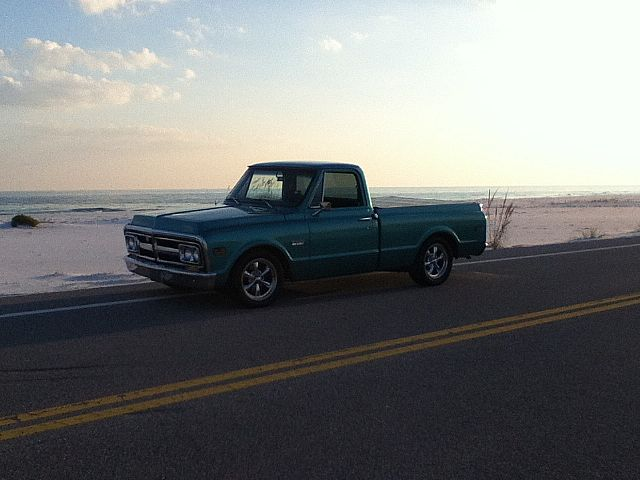 1969 GMC Sierra for sale