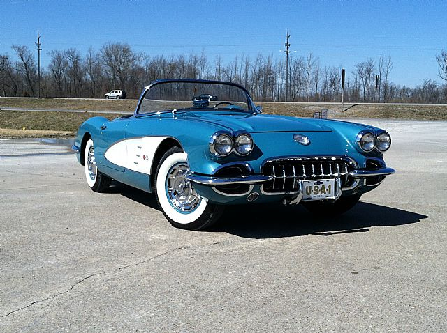 1960 Chevrolet Corvette for sale