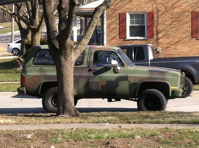 1985 Chevrolet M1009 for sale