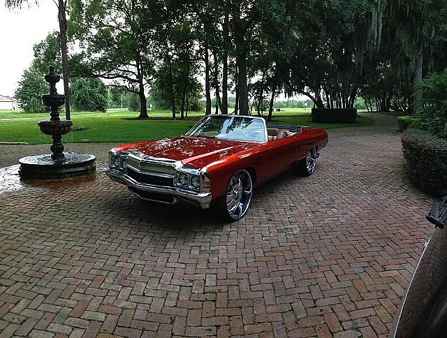 1972 chevrolet impala for sale orlando florida. Black Bedroom Furniture Sets. Home Design Ideas