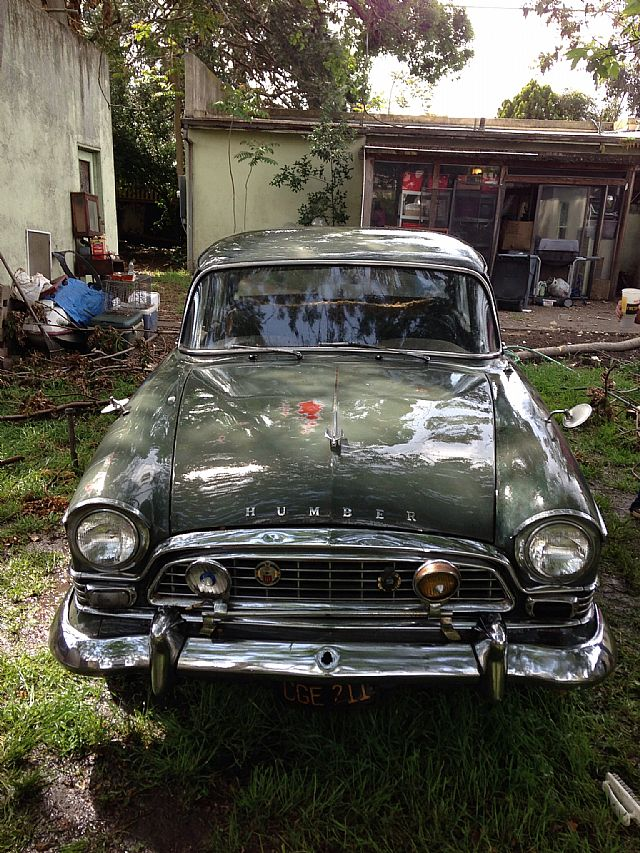 1959 Humber Super Snipe for sale