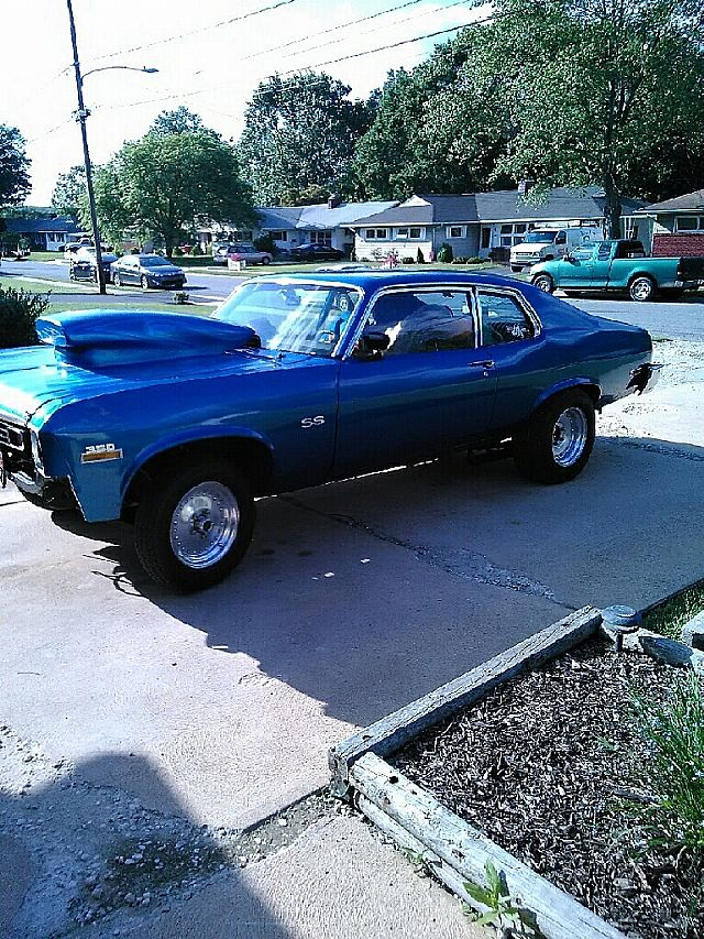 1973 Chevrolet Nova for sale
