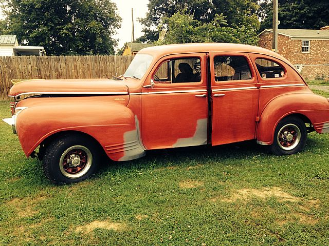 1941 Plymouth Sedan for sale