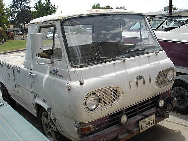 1963 Ford Econoline for sale