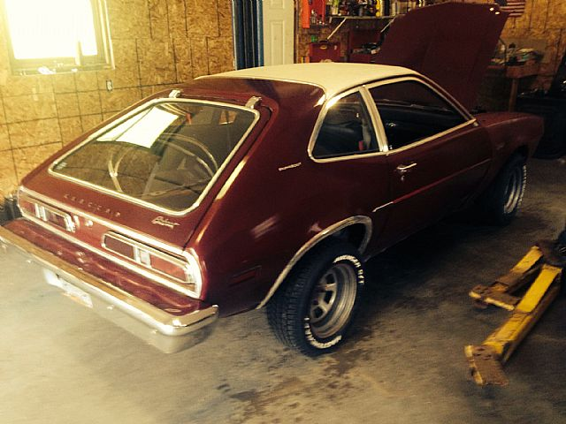 1976 Mercury Bobcat For Sale Dublin, New Hampshire