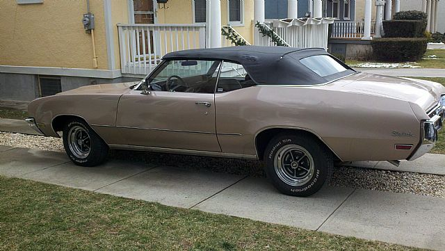 1972 Buick Skylark for sale