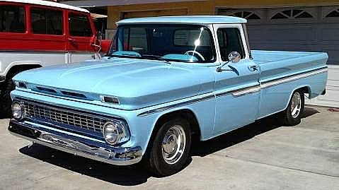 1963 chevrolet c10 pickup for sale boulder creek california rh collectorcarads com