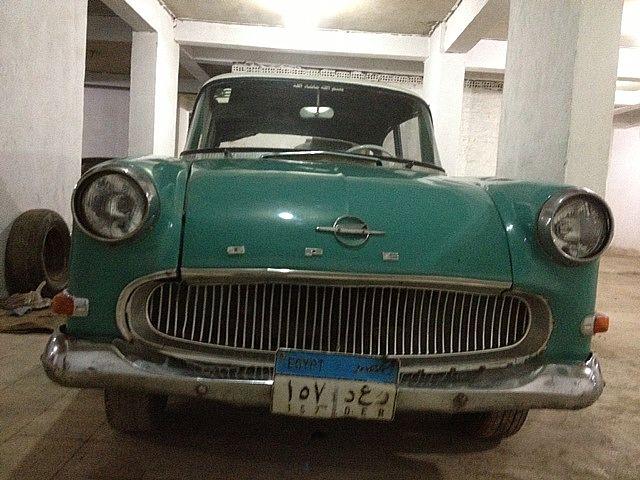 1958 Opel Rekord for sale
