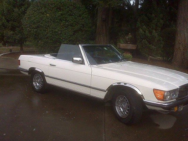 1979 mercedes 450sl for sale cocoa beach florida for 1979 mercedes benz 450sl for sale