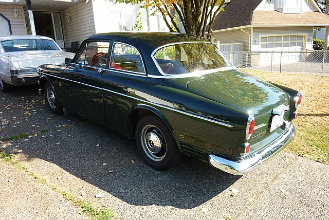 1967 Volvo 123GT For Sale Qualicum Beach, British Columbia