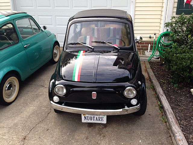 1968 Fiat 500F for sale