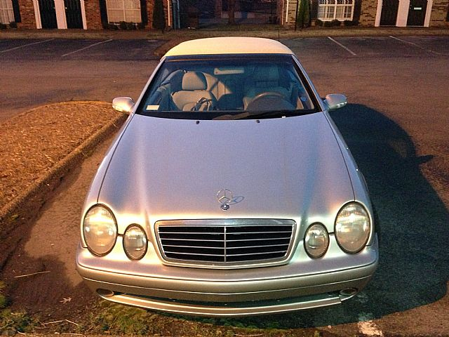 2000 Mercedes CLK for sale