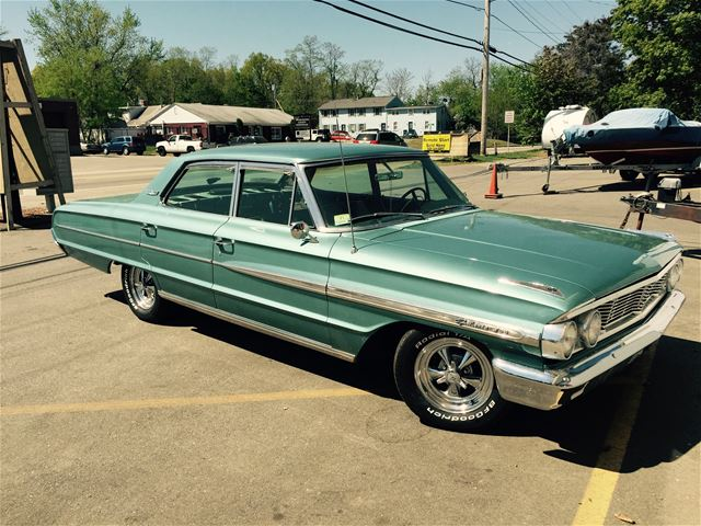 for sale 1964 ford galaxy 500 with only 33k original. Cars Review. Best American Auto & Cars Review