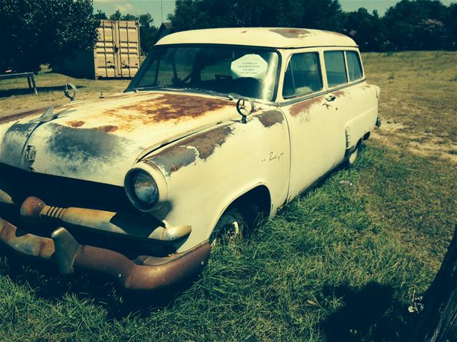 1953 Ford 2 Door for sale