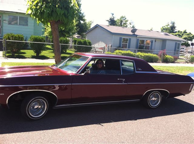1970 chevrolet impala for sale kennewick washington. Black Bedroom Furniture Sets. Home Design Ideas