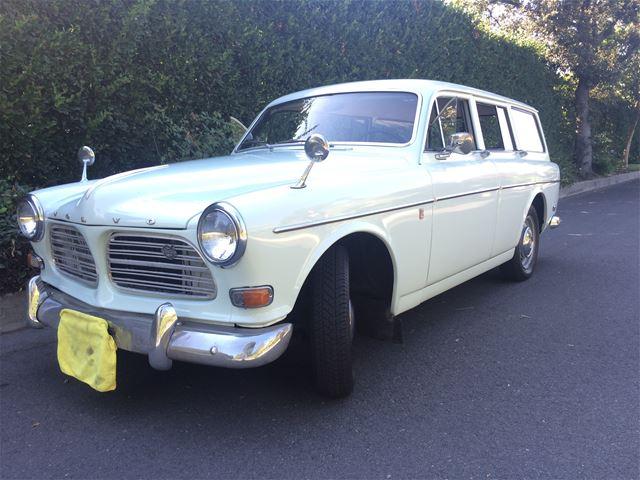 1967 Volvo 122S Amazon Wagon For Sale Burbank, California