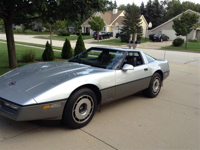 1985 chevrolet corvette for sale waukesha wisconsin. Cars Review. Best American Auto & Cars Review