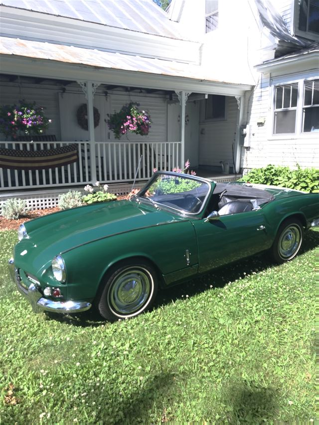 1963 Triumph Spitfire for sale
