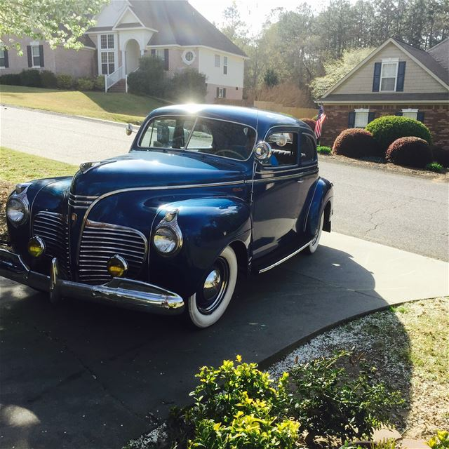 1941 Plymouth Sedan