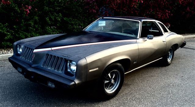 1975 Pontiac Grand Am