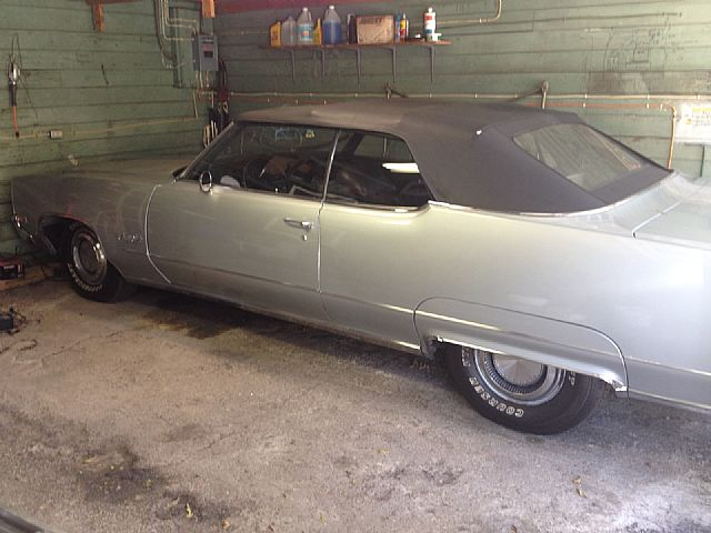 1970 Oldsmobile 98 for sale