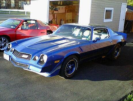 1981 chevrolet camaro z28 for sale whitesboro new york. Black Bedroom Furniture Sets. Home Design Ideas