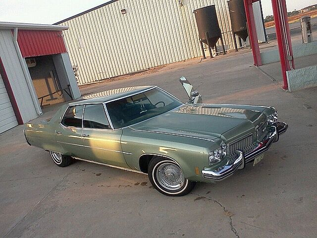 1973 Oldsmobile 98 for sale