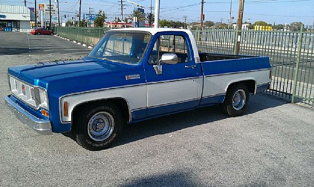 1973 Gmc Sierra Grande For Sale Los Angeles California