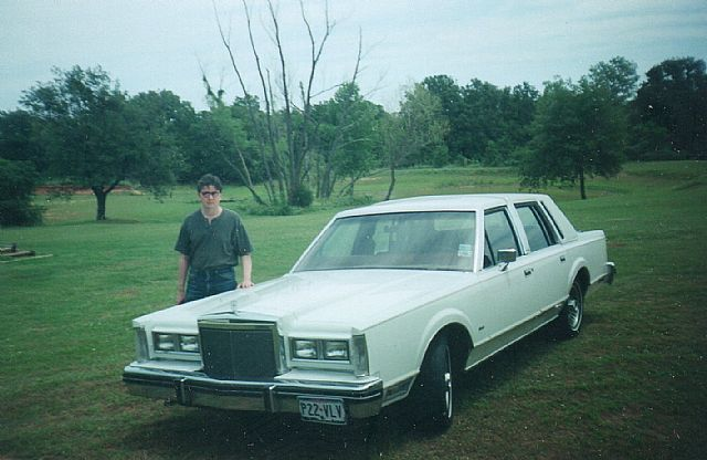 1984 Lincoln Town Car For Sale Springtown Texas